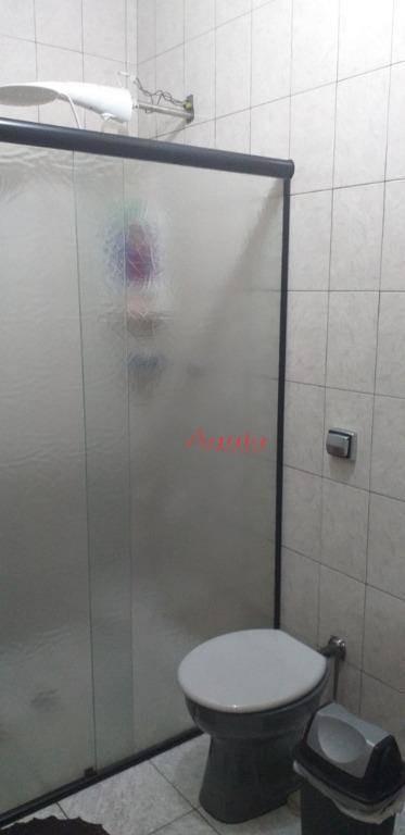 apartamento com 3 dormitórios à venda, 89 m² por r$ 390.000,00 - centro - santo andré/sp - ap1785