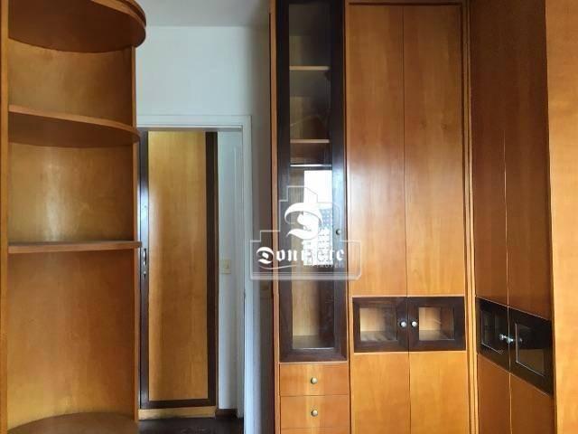 apartamento com 3 dormitórios à venda, 89 m² por r$ 450.000 - vila gilda - santo andré/sp - ap10464