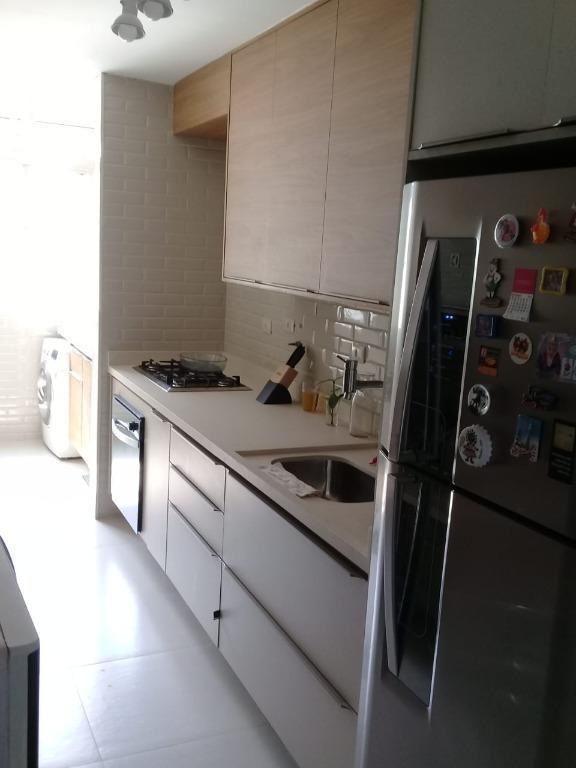 apartamento com 3 dormitórios à venda, 90 m² - macedo - guarulhos/sp - cód. ap7057 - ap7057