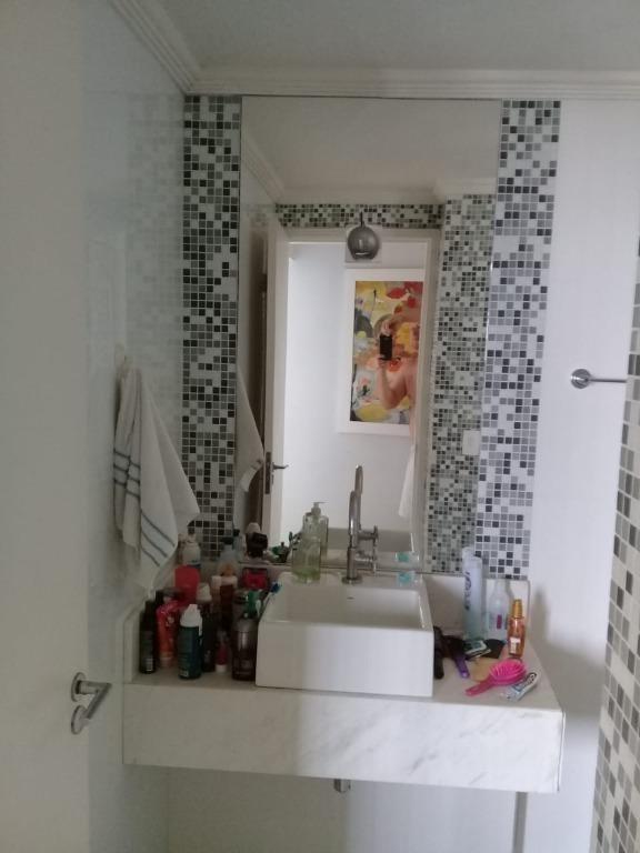 apartamento com 3 dormitórios à venda, 90 m² por r$ 425.000,00 - macedo - guarulhos/sp - ap7057