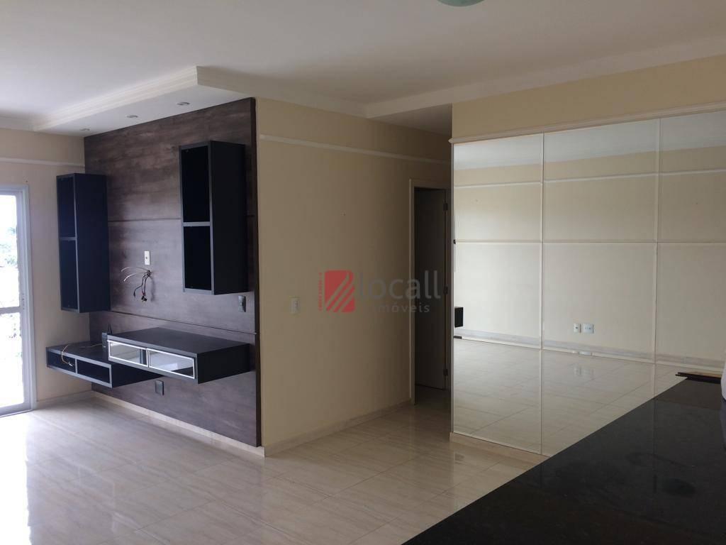 apartamento com 3 dormitórios à venda, 90 m² por r$ 475.000,00 - jardim vivendas - são josé do rio preto/sp - ap2005