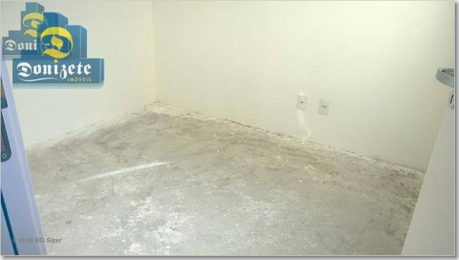 apartamento com 3 dormitórios à venda, 90 m² por r$ 499.000,00 - campestre - santo andré/sp - ap5736