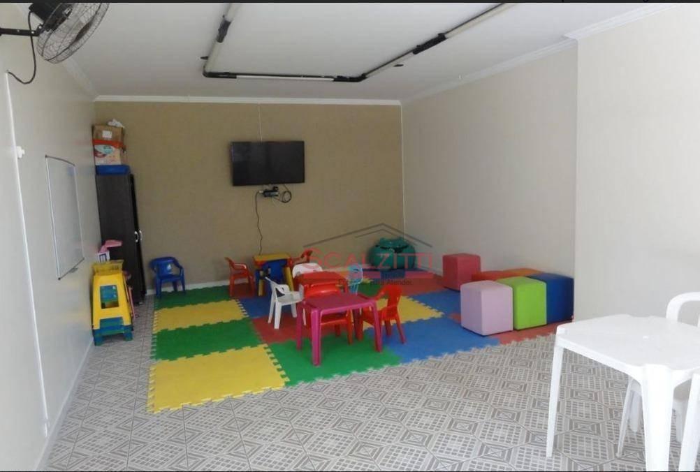 apartamento com 3 dormitórios à venda, 90 m² por r$ 499.000,00 - santana - são paulo/sp - ap2284