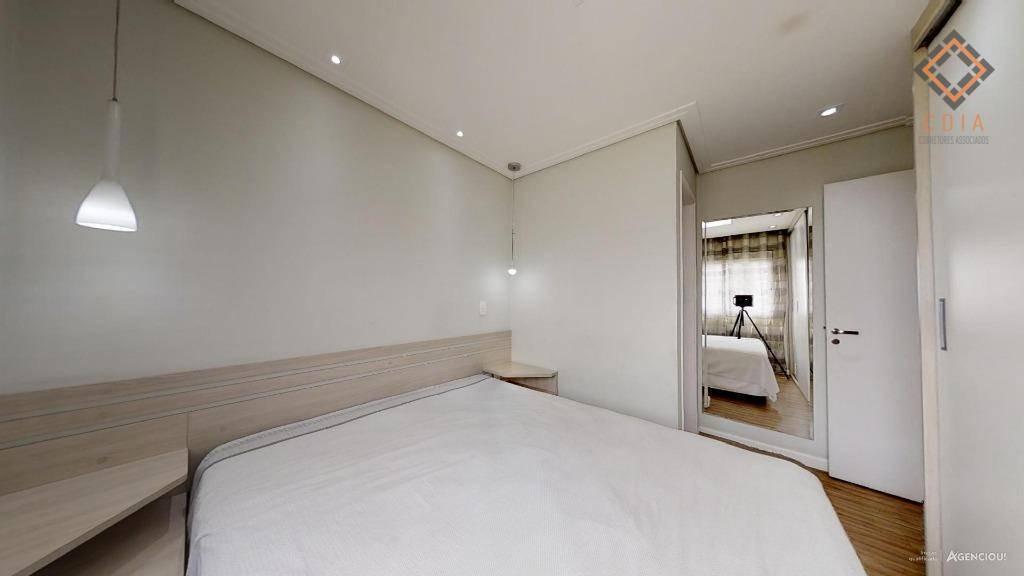 apartamento com 3 dormitórios à venda, 90 m² por r$ 743.220,00 - vila mascote - são paulo/sp - ap38661