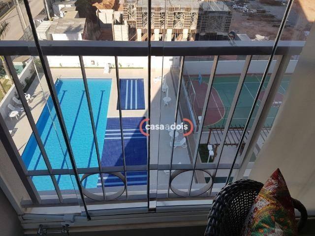 apartamento com 3 dormitórios à venda, 90 m² por r$ 750.000,00 - residencial ibéria - sorocaba/sp - ap0603