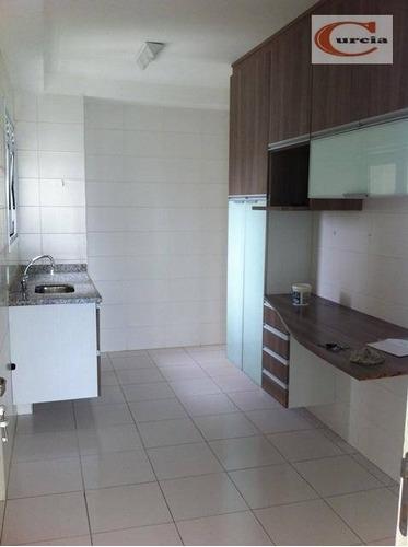 apartamento com 3 dormitórios à venda, 90 m² por r$ 750.000,00 - vila mascote - são paulo/sp - ap5878