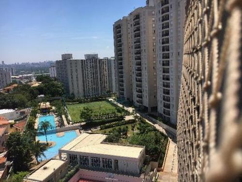apartamento com 3 dormitórios à venda, 90 m² por r$ 780.000 - jaguaré - são paulo/sp - ap1486