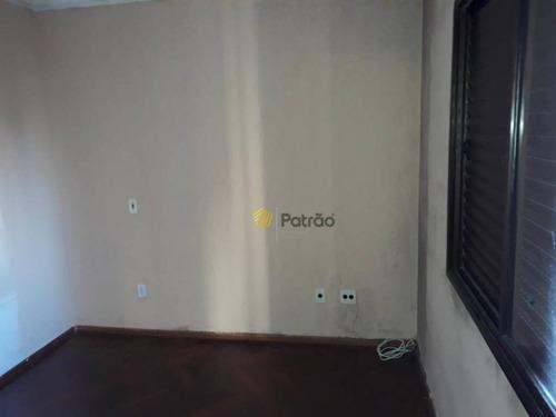 apartamento com 3 dormitórios à venda, 93 m²  - baeta neves - são bernardo do campo/sp - ap2273