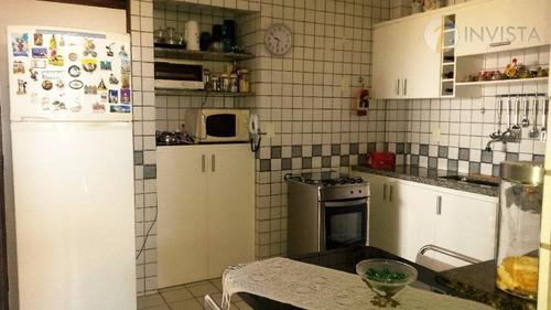 apartamento com 3 dormitórios à venda, 93 m² por r$ 230.000 - intermares - cabedelo/pb - ap4872