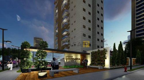 apartamento com 3 dormitórios à venda, 93 m² por r$ 427.977 - centro - nova odessa/sp - ap0384