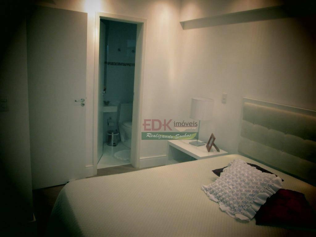 apartamento com 3 dormitórios à venda, 93 m² por r$ 477.000,00 - barranco - taubaté/sp - ap2881