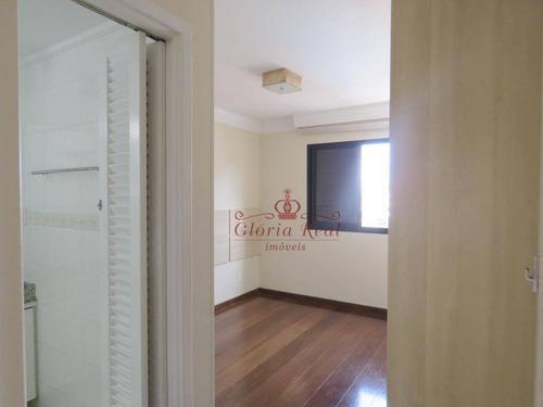 apartamento com 3 dormitórios à venda, 94 m² por r$ 1.000.000 - vila romana - são paulo/sp - ap0428