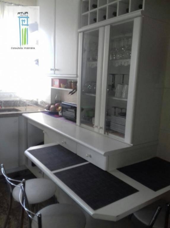 apartamento com 3 dormitórios à venda, 94 m² por r$ 500.000 - parque mandaqui - são paulo/sp - ap0602