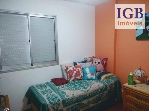 apartamento com 3 dormitórios à venda, 95 m² por r$ 580.000 - casa verde - são paulo/sp - ap1388