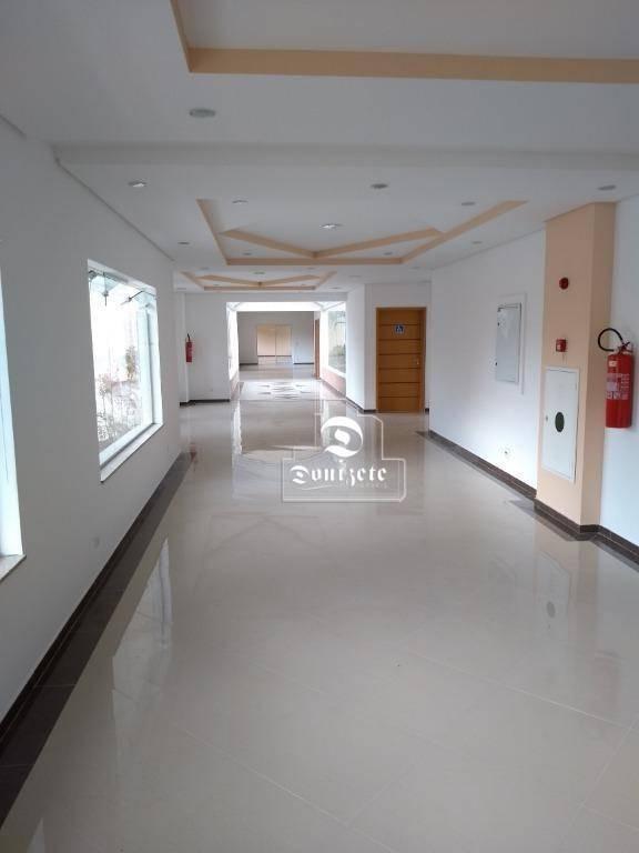 apartamento com 3 dormitórios à venda, 95 m² por r$ 665.000,00 - vila assunção - santo andré/sp - ap6326