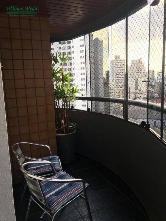 apartamento com 3 dormitórios à venda, 95 m² por r$ 750.000,00 - santana - são paulo/sp - ap2329