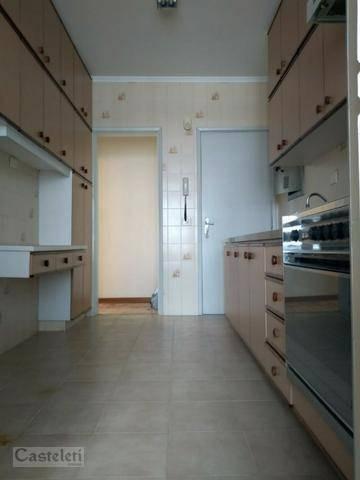 apartamento com 3 dormitórios à venda, 96 m² por r$ 380.000 - bonfim - campinas/sp - ap7061
