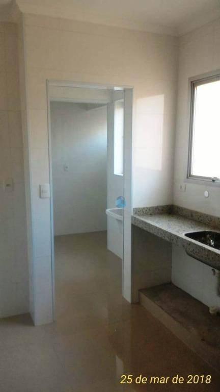 apartamento com 3 dormitórios à venda, 96 m² por r$ 450.000,00 - vila itapura - campinas/sp - ap0658