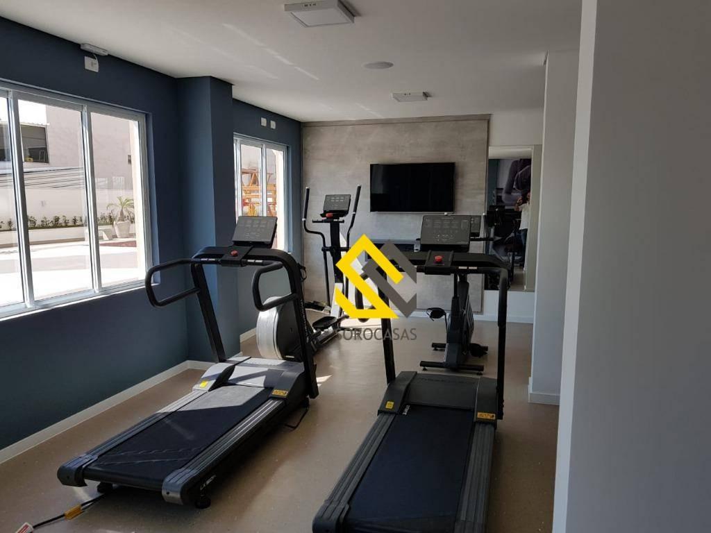apartamento com 3 dormitórios à venda, 96 m² por r$ 485.000 - condominio residencial montpellier - sorocaba/sp - ap0836