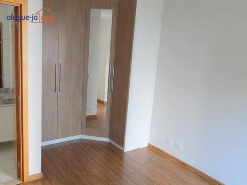 apartamento com 3 dormitórios à venda, 96 m² por r$ 680.000 - vila adyana - são josé dos campos/sp - ap7268