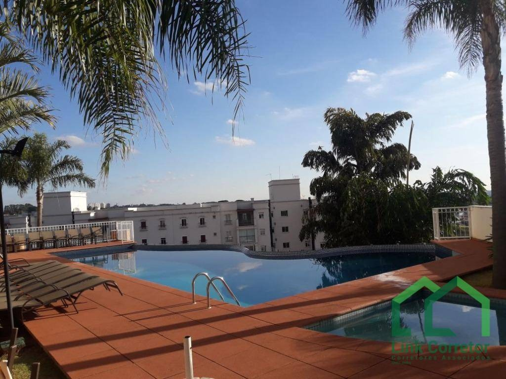 apartamento com 3 dormitórios à venda, 98 m² por r$ 710.000 - mansões santo antônio - campinas/sp - ap1375