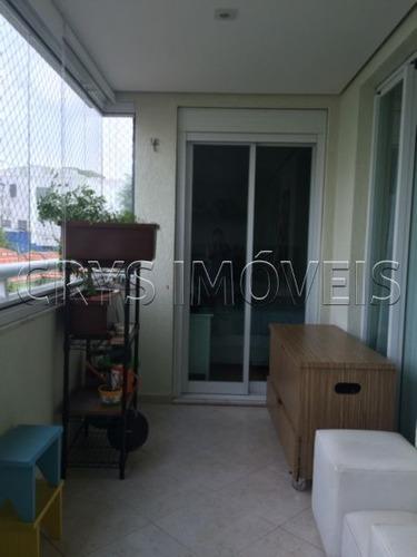 apartamento com 3 dormitórios à venda, 98 m² por r$ 850.000 - parada inglesa - são paulo/sp - ap4220