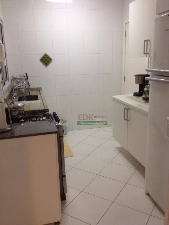 apartamento com 3 dormitórios à venda, 99 m² por r$ 545.000,00 - jardim independência - taubaté/sp - ap2858