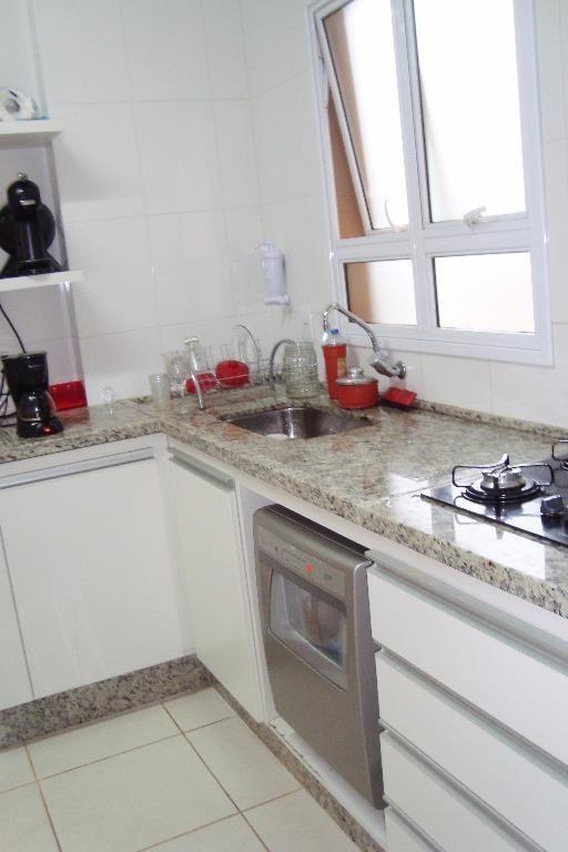 apartamento com 3 dormitórios à venda - jardim nova aliança sul - ribeirão preto/sp - ap1205