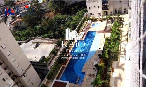 apartamento com 3 dormitórios à venda na vila augusta, 65m²