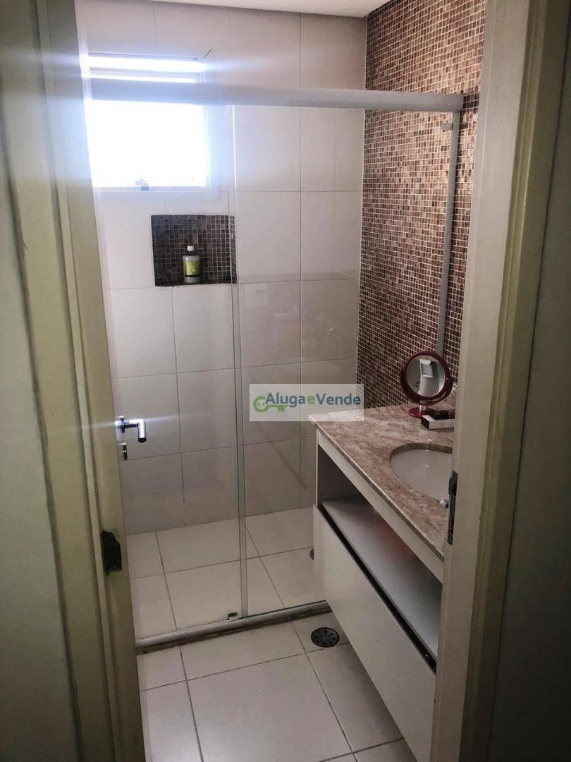 apartamento com 3 dormitórios à venda no condomínio parque clube, 134 m² - vila augusta - guarulhos/sp - ap0160
