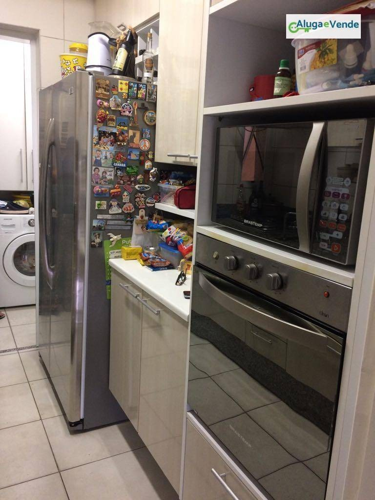 apartamento com 3 dormitórios à venda no condomínio parque clube, 91 m² por r$ 510.000 - vila augusta - guarulhos/sp - ap0080