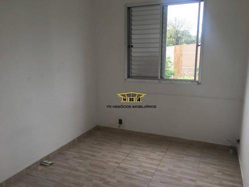 apartamento com 3 dormitórios à venda por r$ 350.000 - itaquera - são paulo/sp - ap0145