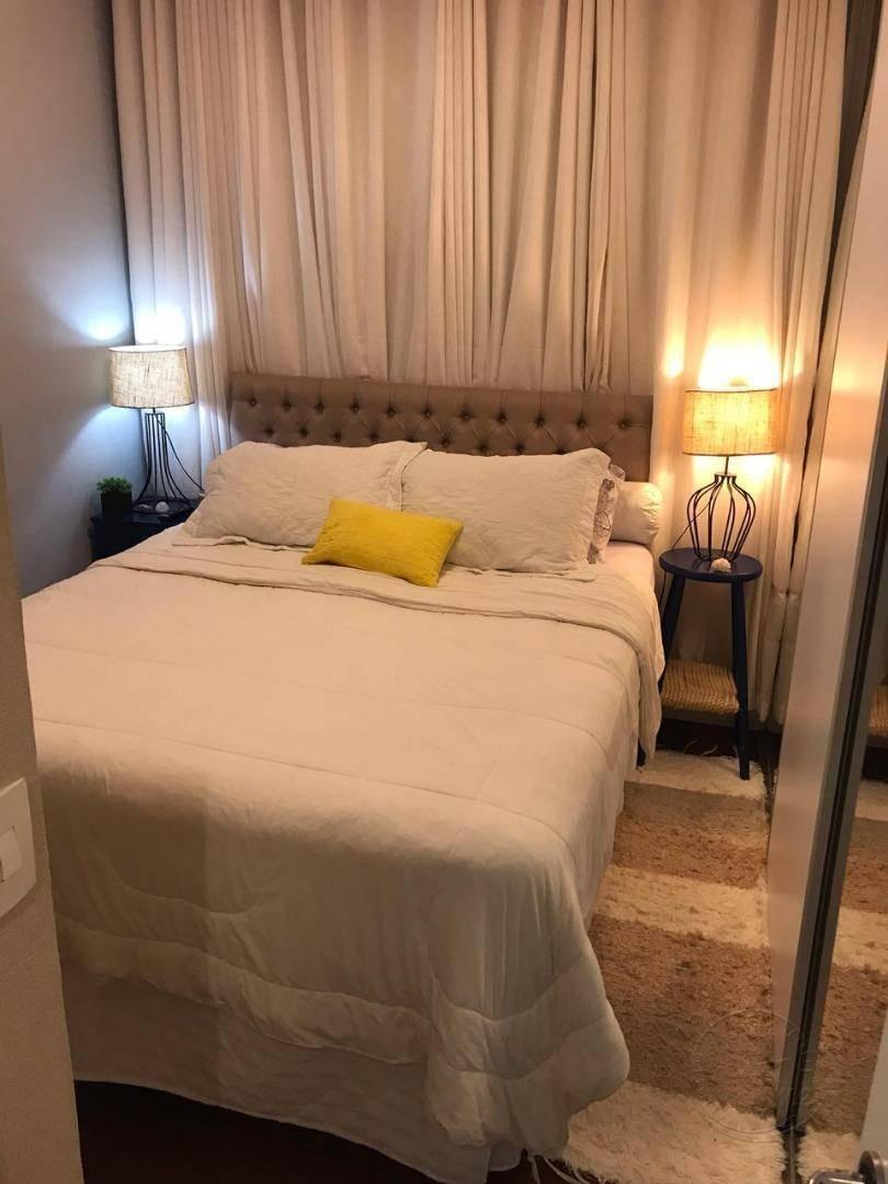 apartamento com 3 dormitórios à venda por r$ 370.000 - jardim tupanci - barueri/sp - ap0289