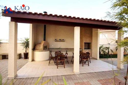 apartamento com 3 dormitórios à venda, por r$ 395.000