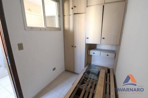 apartamento com 3 dormitórios à venda por r$ 456.000 - centro - ponta grossa/pr - ap0561