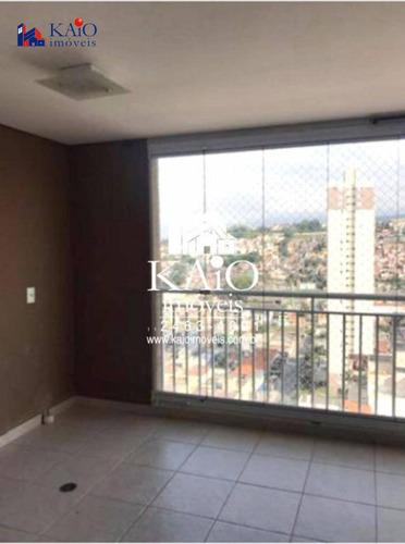 apartamento com 3 dormitórios à venda, por r$ 530.000