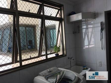 apartamento com 3 dormitórios à venda por r$ 750.000 - centro - jundiaí/sp - ap1742