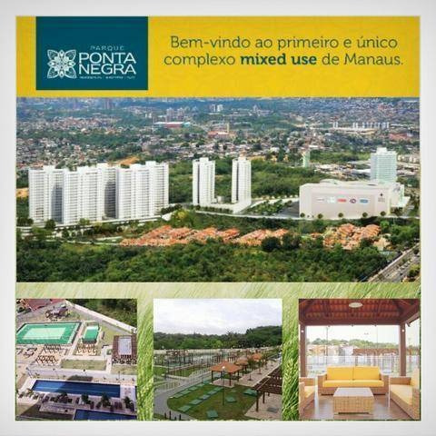 apartamento com 3 dormitórios à venda,  reserva das praias, 85 m²- ponta negra - manaus/am - ap0574