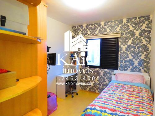 apartamento com 3 dormitórios à venda,90m² no centro