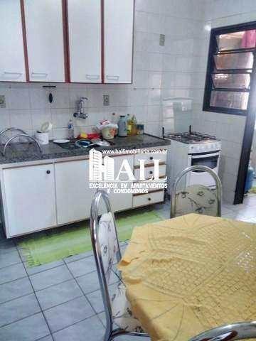 apartamento com 3 dorms, 1 suíte, 2 vg, são josé do rio preto - v1162