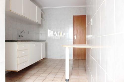 apartamento com 3 dorms, 1 suíte, 2 vg, são josé do rio preto - v1319
