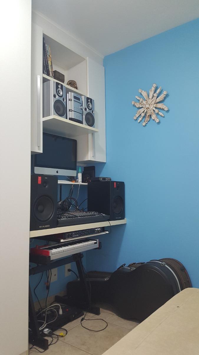 apartamento com 3 dorms, 1 suíte, sendo no 3°andar. ref79289