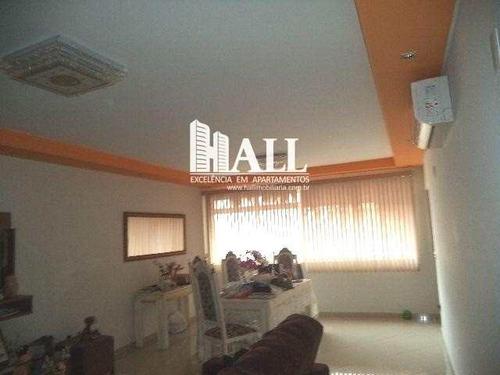apartamento com 3 dorms, 1 vg, são josé do rio preto - v1310