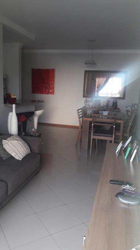 apartamento com 3 dorms, alphaville, santana de parnaíba, 84m² - codigo: 234877 - a234877