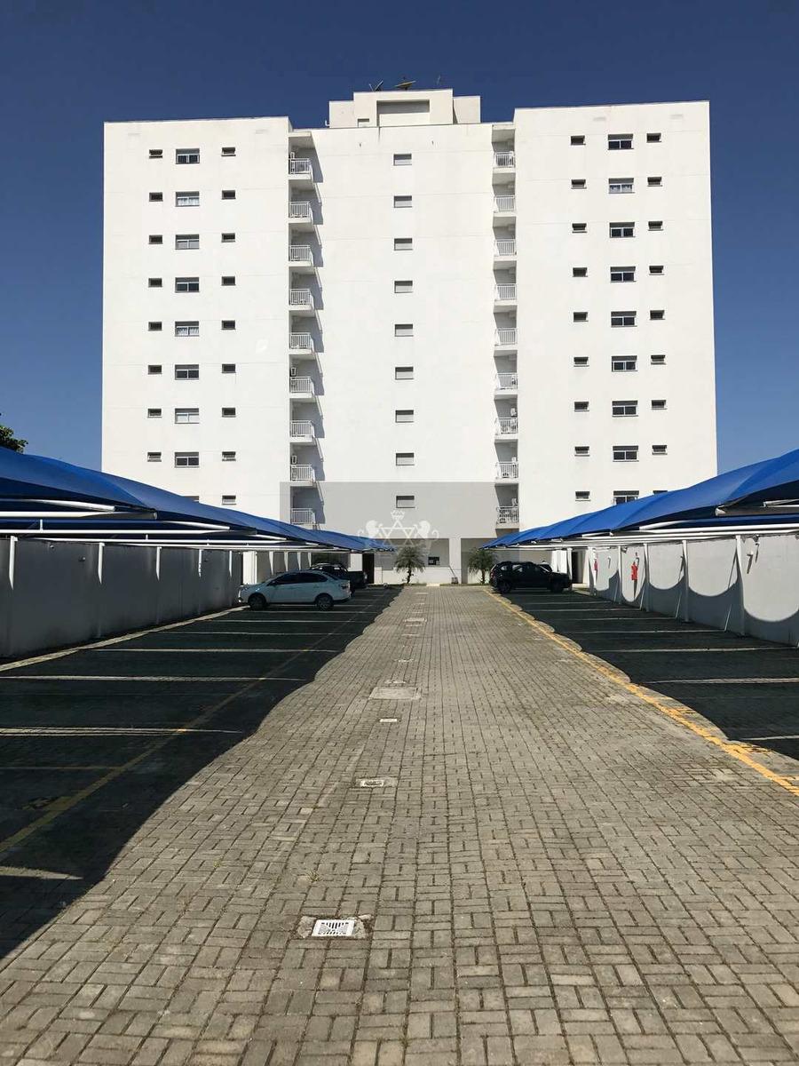apartamento com 3 dorms, aruan, caraguatatuba - r$ 1 mi, cod: 301 - v301
