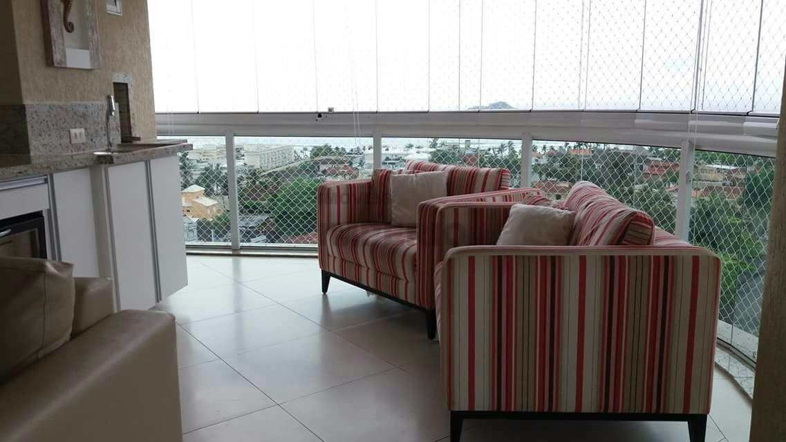 apartamento com 3 dorms, balneário cidade atlântica, guarujá - r$ 1.250.000,00, 126m² - codigo: 2403 - v2403