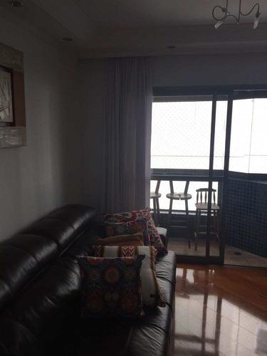 apartamento com 3 dorms, barcelona, são caetano do sul - r$ 550.000,00, 105m² - codigo: 1426 - v1426