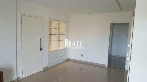 apartamento com 3 dorms, bom jardim, são josé do rio preto - r$ 548.000,00, 90m² - codigo: 2057 - v2057