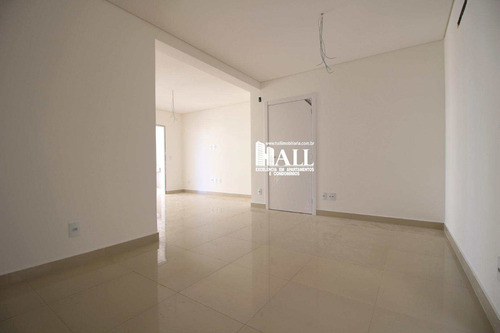 apartamento com 3 dorms, bom jardim, são josé do rio preto - r$ 800.000,00, 130m² - codigo: 3769 - v3769