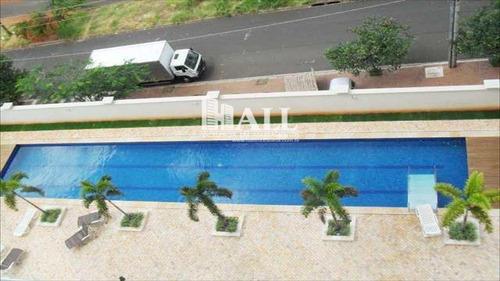 apartamento com 3 dorms, bom jardim, são josé do rio preto - r$ 867.000,00, 134m² - codigo: 1535 - v1535